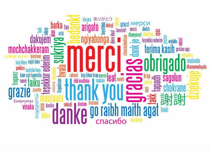 Super Een complete lijst van dank, huwelijk maar ook sites over bedankt #HT33