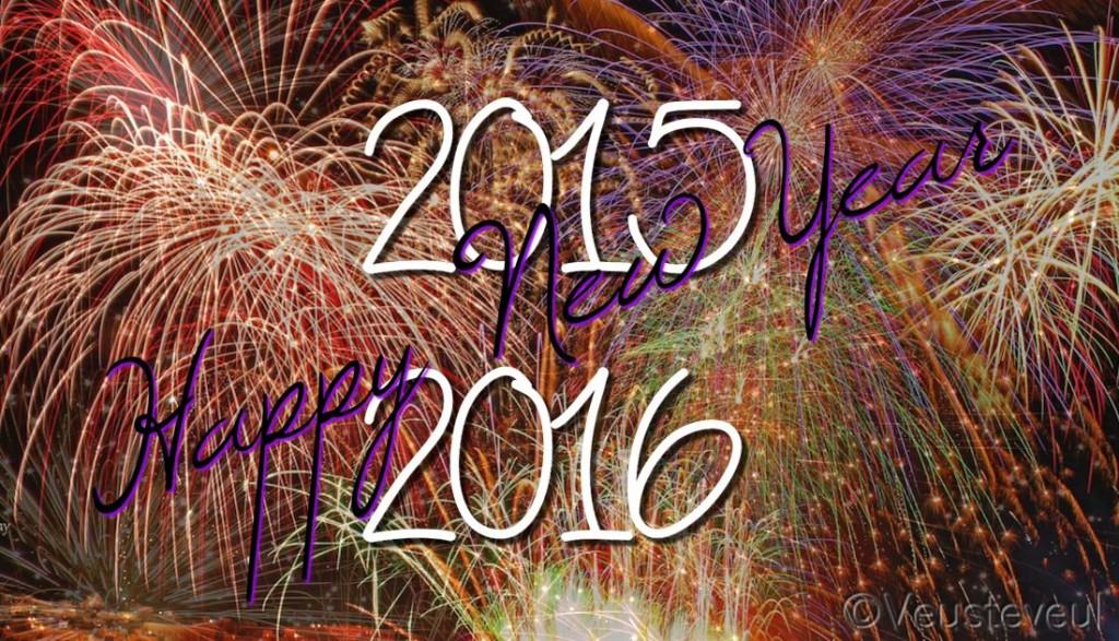 Happy New Year - Oud en Nieuw tag