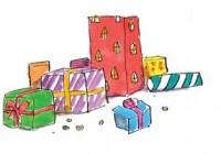 feestdagen cadeautjes of geld gezocht