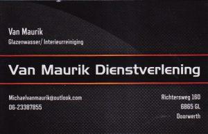 Van Maurik dienstverlening