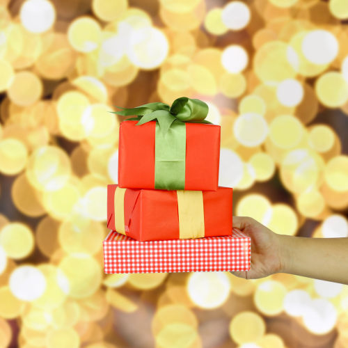 Cadeautjes, Kerstcadeautjes, feestdagen